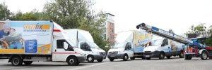 Fuhrpark Umzugsunternehmen Chemnitz Senifix
